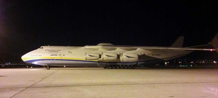 Αntonov 255, το μεγαλύτερο αεροπλάνο του κόσμου