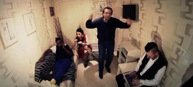 Το Harlem Shake «χτύπησε» και τον Αντύπα [βίντεο]