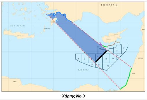 Οι Τούρκοι διαπραγματεύονται την ΑΟΖ μας....χωρίς εμάς! [χάρτες] | iefimerida.gr 2