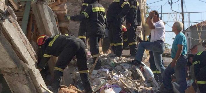 Λέσβος: Νεκρή ανασύρθηκε η γυναίκα στο χωριό Βρίσα