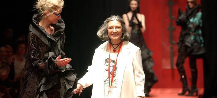 Νοσηλεύεται με βαρύ εγκεφαλικό η σχεδιάστρια Λάουρα Μπιατζότι -Η βασίλισσα του Κασμίρ
