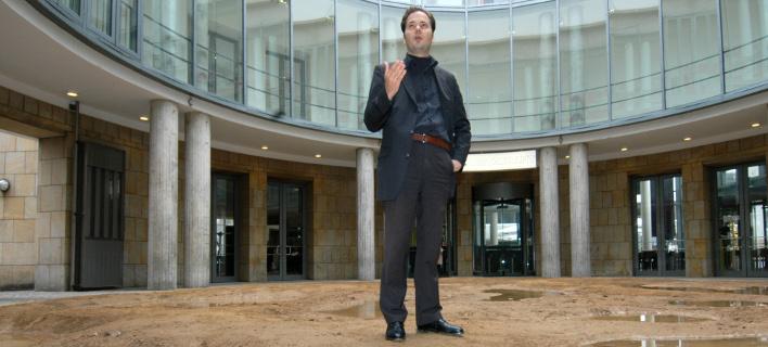 Μαξ Χολάιν / Ηταν και στο Γκούγκενχαϊμ, φωτογραφία: apimages
