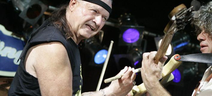 Ο κιθαρίστας Ντικ Ντέιλ, φωτογραφία: apimages