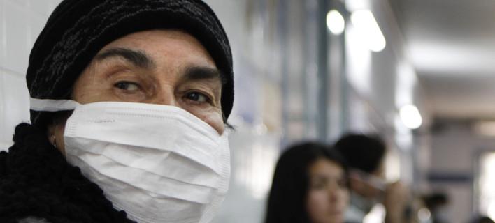 Γρίπη, φωτογραφία: apimages