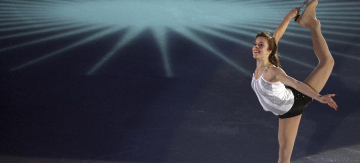 Η Ασλι Γουάγκνερ (Φωτογραφία: AP/ Koji Sasahara)