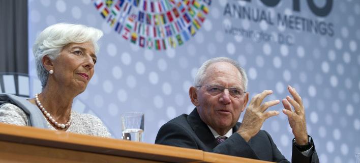 Ποιο το Γερμανικό σχέδιο για το Ελληνικό χρέος - Η πρόταση που θα φέρει ο Σόιμπλε στο Eurogroup της Δευτέρας