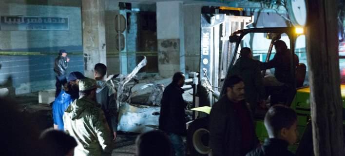 Mάχες στην Τρίπολη της Λιβύης/ Φωτογραφία AP images