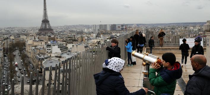 Για το 2018, ο ΠΟΤ αναμένει αύξηση 4-5% του αριθμού των τουριστών παγκοσμίως, φωτογραφία: ap images