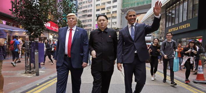 Φωτογραφία: AP/ Kin Cheung