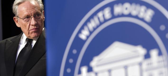 Το «Fear: Trump in the White House» του Μπομπ Γούντγουορντ, φωτογραφία: apimages