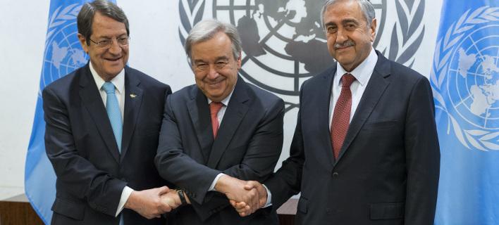 Οι καλές υπηρεσίες του γενικού γραμματέα των Ηνωμένων Εθνών είναι πάντα διαθέσιμες, φωτογραφία: apimages