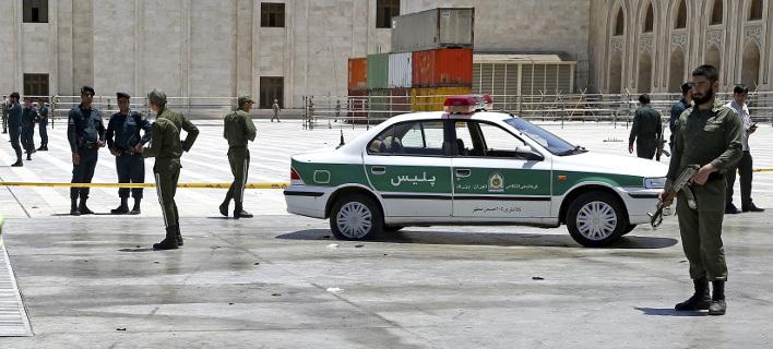 Ιράν: Σύλληψη 5 Ιρανών για τρομοκρατικές επιθέσεις με το ΙSIS σε Μοσούλη και Ράκα