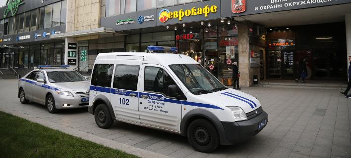 Ο οδηγός του ταξί συνελήφθη, φωτογραφία: apimages