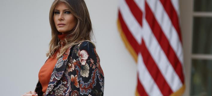 Ο Τομ Μπράουν είχε ντύσει τη Μισέλ Ομπάμα, φωτογραφία: ap images