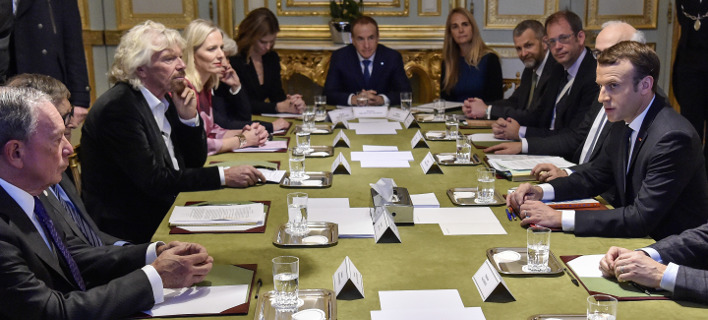 Δύο χρόνια μετά την υπογραφή της Συμφωνίας του Παρισιού, φωτογραφίες: AP Images
