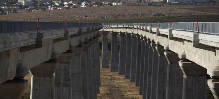 Η νέα σιδΗ νέα γραμμή θα συνδέει Τελ Αβίβ με Ιερουσαλήμ σε λιγότερο από μισή ώρα, φωτογραφία: AP Images
