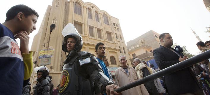 «Ειδεχθή και ανίερη τρομοκρατική επίθεση , φωτογραφία: AP Images