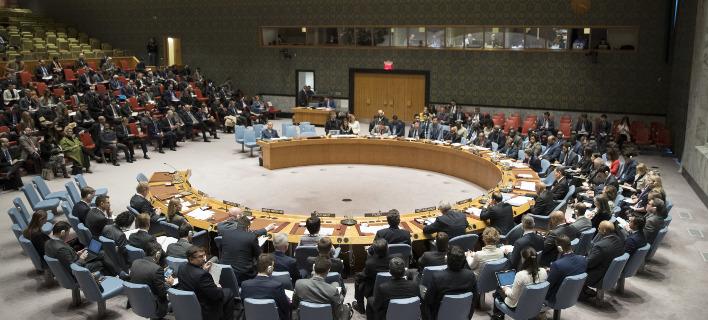 Ο ΟΗΕ /Φωτογραφία: Εurokinissi