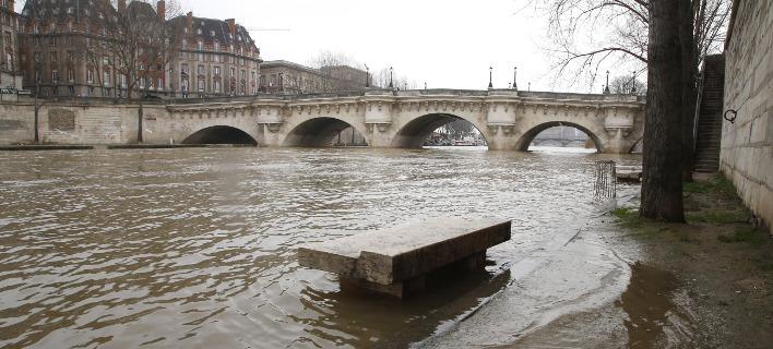 Πλημμύρες στη Γαλλία, φωτογραφίες: ap images