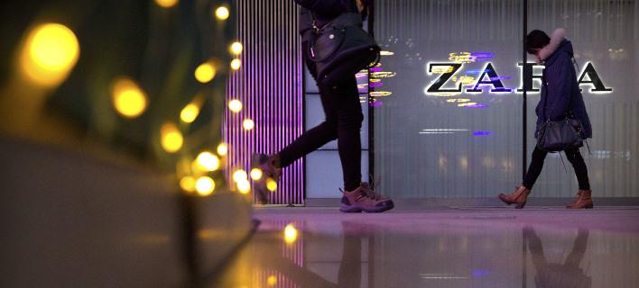 Μέσω της εφαρμογής Zara AR, φωτογραφία: apimages