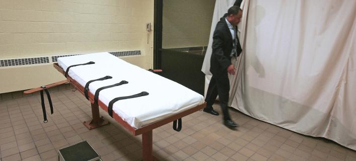 «Η θανατική ποινή εξακολουθεί να ισχύει, δεν την έχουμε ακόμη καταργήσει» φωτογραφία: apimages