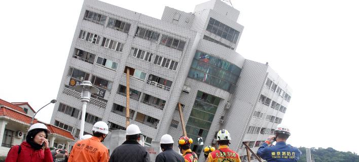Ιαπωνία σεισμός/ Φωτογραφία AP images