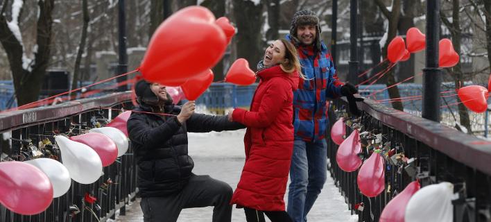 Ερευνα: Ποιες ασθένειες προλαμβάνει ο έρωτας