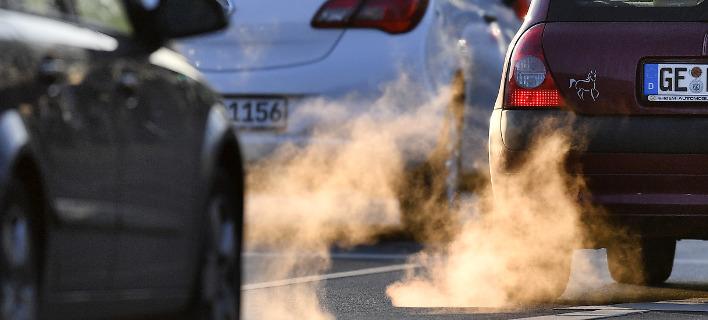 Τα οδικά μέσα μεταφοράς ευθύνονται για το 25% των εκπομπών CO2 σε όλη την Ευρωπαϊκή Ένωση, φωτογραφία: apimages