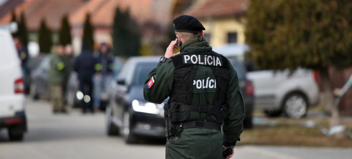 Αστυνομία Τσεχία /Φωτογραφία AP images