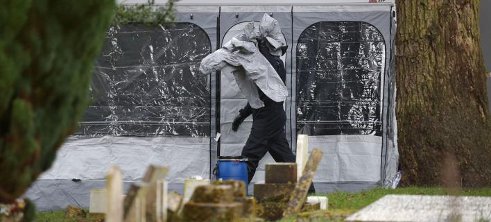 Κοινό ανακοινωθέν από Βρετανία, Γαλλία, Γερμανία, ΗΠΑ εναντίον Ρωσίας για την δολοφονία πράκτορα