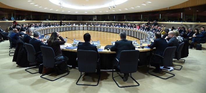 ενόψει του Eurogroup της 27ης Απριλίου, φωτογραφία: apimages