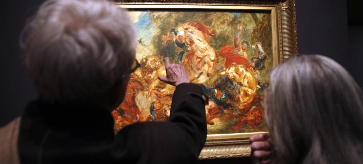 «Delacroix 1798 - 1863» έως τις 23 Ιουλίου, φωτογραφίες: apimages