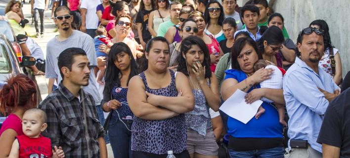 Οι εξειδικευμένοι μετανάστες συνέβαλαν δραστικά στην αύξηση του πλούτου της χώρας, φωτογραφία: apimages