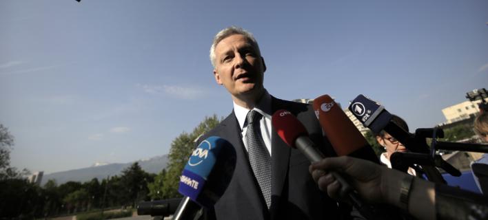 Στην Αθήνα τη Δευτέρα ο Γάλλος υπουργός Οικονομίας, Λε Μερ