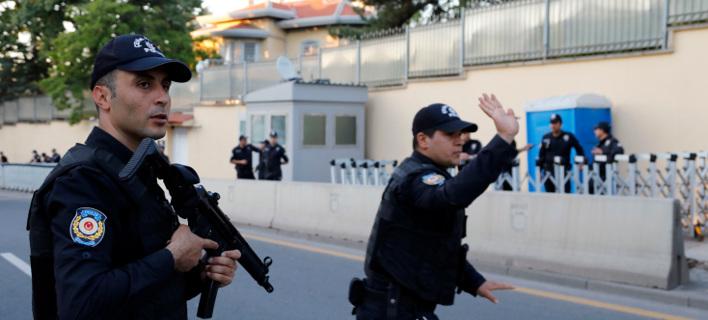 Αστυνομία Τουρκία/ Φωτογραφία AP images