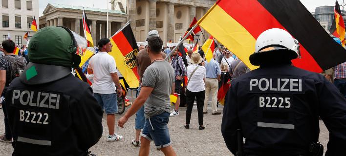 Πορεία στην Γερμανία/ Φωτογραφία AP images