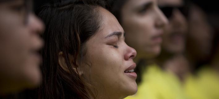 Eνδοοικογενειακή βία, φωτογραφία: apimages