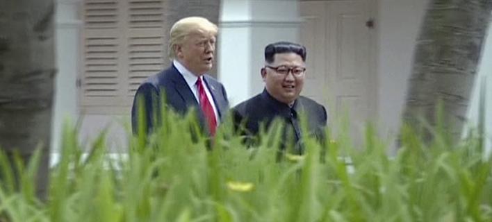 «Εξαιρετικά μεγάλη απειλή για την εθνική ασφάλεια η Β. Κορέα», φωτογραφία: apimages