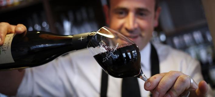 Και ένα ποτηράκι κρασί καθημερινά δεν είναι τόσο υγιεινό, φωτογραφία: apimages