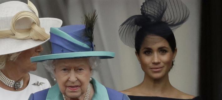 Το ιδιαίτερο δώρο που θα κάνει η βασίλισσα Ελισάβετ στην Μέγκαν Μαρκλ για  το 2019 266fa607191