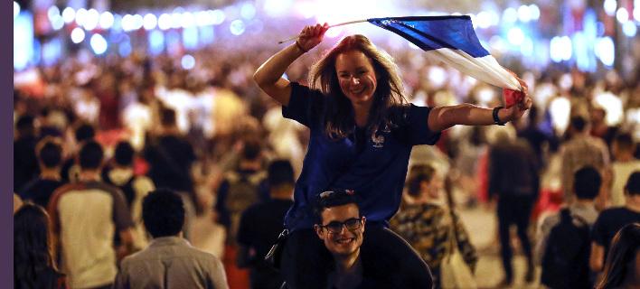 Γαλλία: 110.000 αστυνομικοί στους δρόμους για τον τελικό του Μουντιάλ