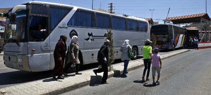 Οι διακινητές μεταναστών είναι συνήθως δημόσιοι υπάλληλοι, Φωτογραφία: apimages
