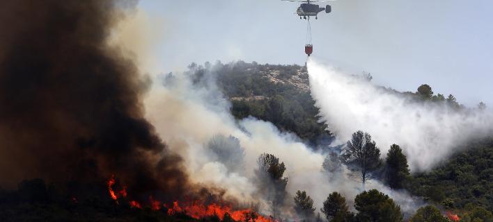 Κατακαίγεται από την Πέμπτη η Ισπανία -Πάνω από 50 πυρκαγιές [εικόνες]