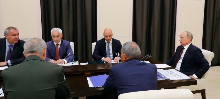 Το ρωσικό υπουργείο Οικονομικών αντιτίθεται στην πρόταση /Φωτογραφία AP images