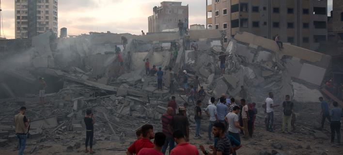 Λωρίδα της Γάζας/ Φωτογραφία AP images