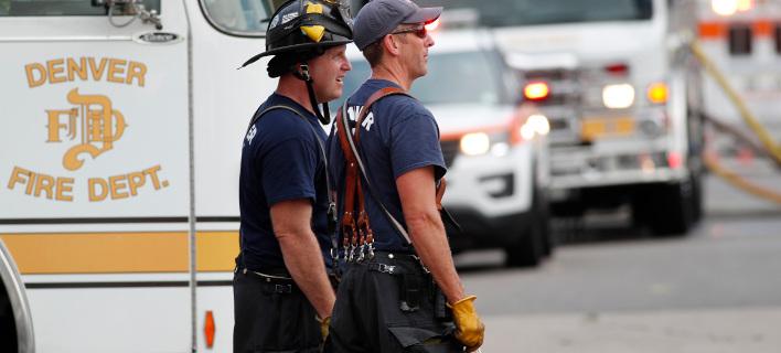 Έκρηξη σε ορυχείο/ Φωτογραφία AP images