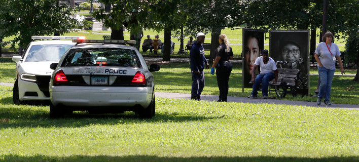 Αστυνομία ΗΠΑ/ Φωτογραφία AP images