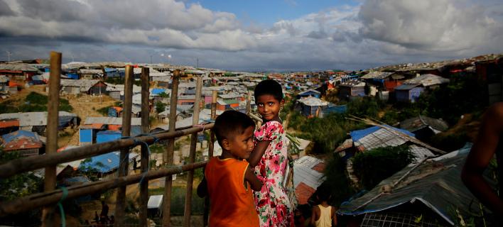 Μετανάστες/ Φωτογραφία AP images