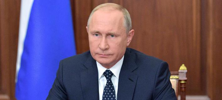 O Bλάντιμιρ Πούτιν/ Φωτογραφία AP images