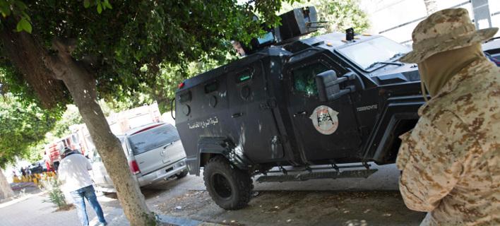 Το Ισλαμικό Κράτος ανέλαβε την ευθύνη για την επίθεση στην Τρίπολη